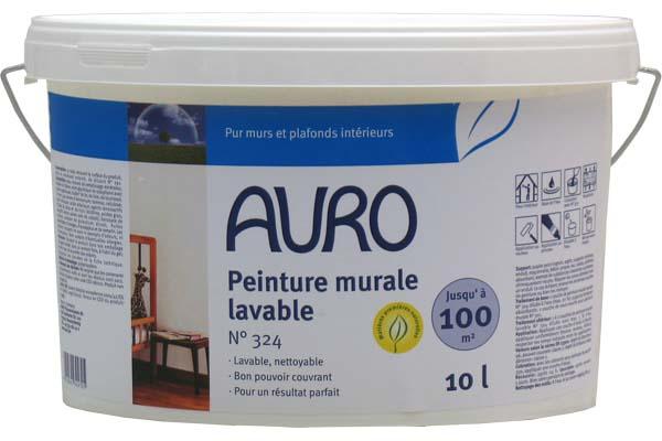 PEINTURE MURALE LAVABLE AURO 324