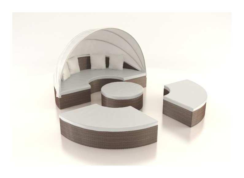 canap eurospen achat vente de canap eurospen comparez les prix sur. Black Bedroom Furniture Sets. Home Design Ideas