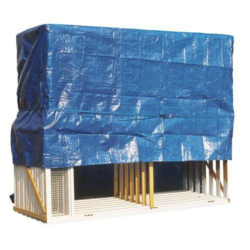 b che de chantier manutan achat vente de b che de. Black Bedroom Furniture Sets. Home Design Ideas