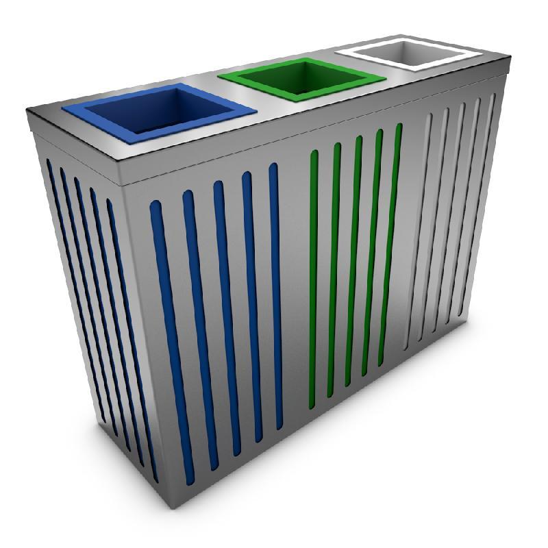 poubelle en acier achat vente poubelle en acier au meilleur prix hellopro. Black Bedroom Furniture Sets. Home Design Ideas