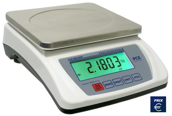 Balance digitale pce-bsh 10000