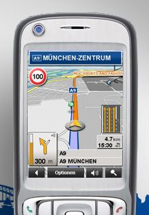 carte gps windows mobile