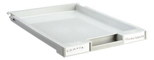 Lot de 24 tiroirs pour meuble de classement clen clen for Meuble tiroir classement