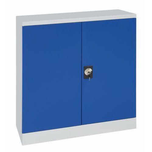 armoires hautes d 39 ateliers manutan achat vente de armoires hautes d 39 ateliers manutan. Black Bedroom Furniture Sets. Home Design Ideas