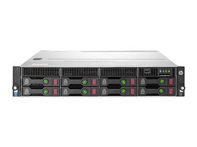 HPE PROLIANT DL80 GEN9 BASE - SERVEUR - MONTABLE SUR RACK - 2U - 2 VOIES - 1 X XEON E5-2609V4 / 1.7 GHZ - RAM 8 GO - SAS - HOT-SWAP 3.5