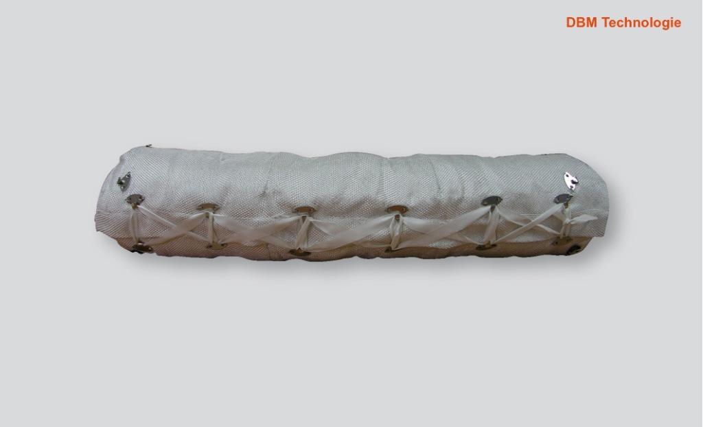 installation d'isolation de matelas