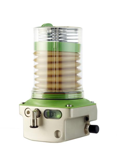 Pompe graisseur automatique lubricus lub v1 24 vdc 70 bars 400 cc