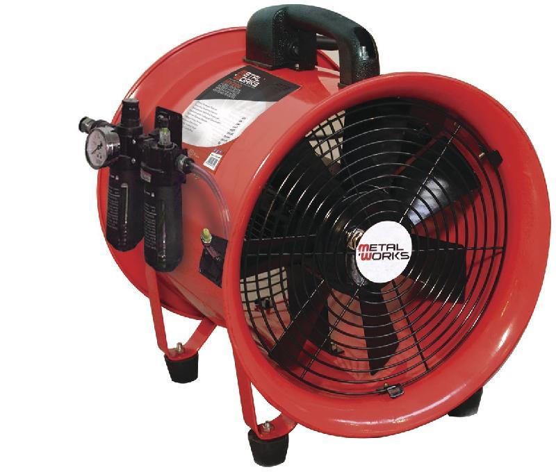 ventilateur extracteur mobile 300 mm pneumatique mw mach pv300. Black Bedroom Furniture Sets. Home Design Ideas