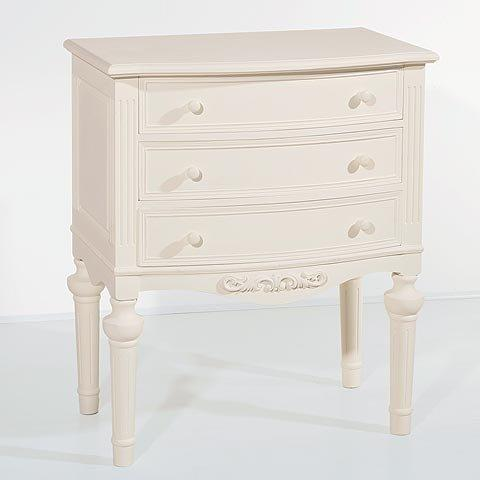 Commode indonesienne 3 tiroirs en zelkova style colonial - Commode style colonial ...