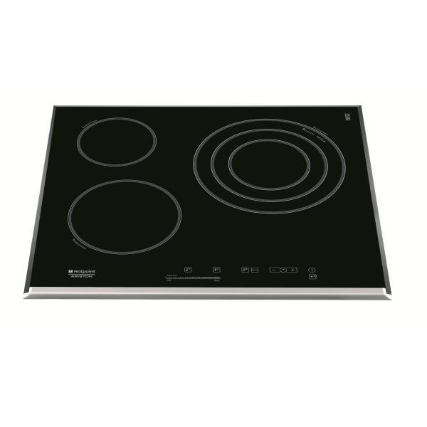 hotpoint ariston table cuisson induction kis631tzs kis 631 tzs noir. Black Bedroom Furniture Sets. Home Design Ideas