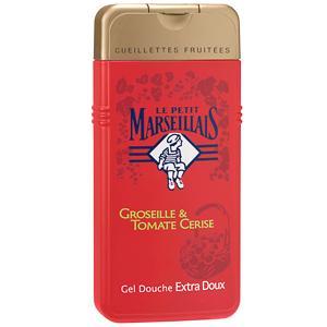 Le petit marseillais gel douche groseille et tomate cerise - Gel douche le petit marseillais prix ...