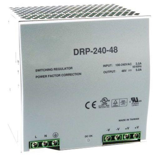 ALIMENTATION INDUSTRIELLE 48V-240W/5A RAIL DIN