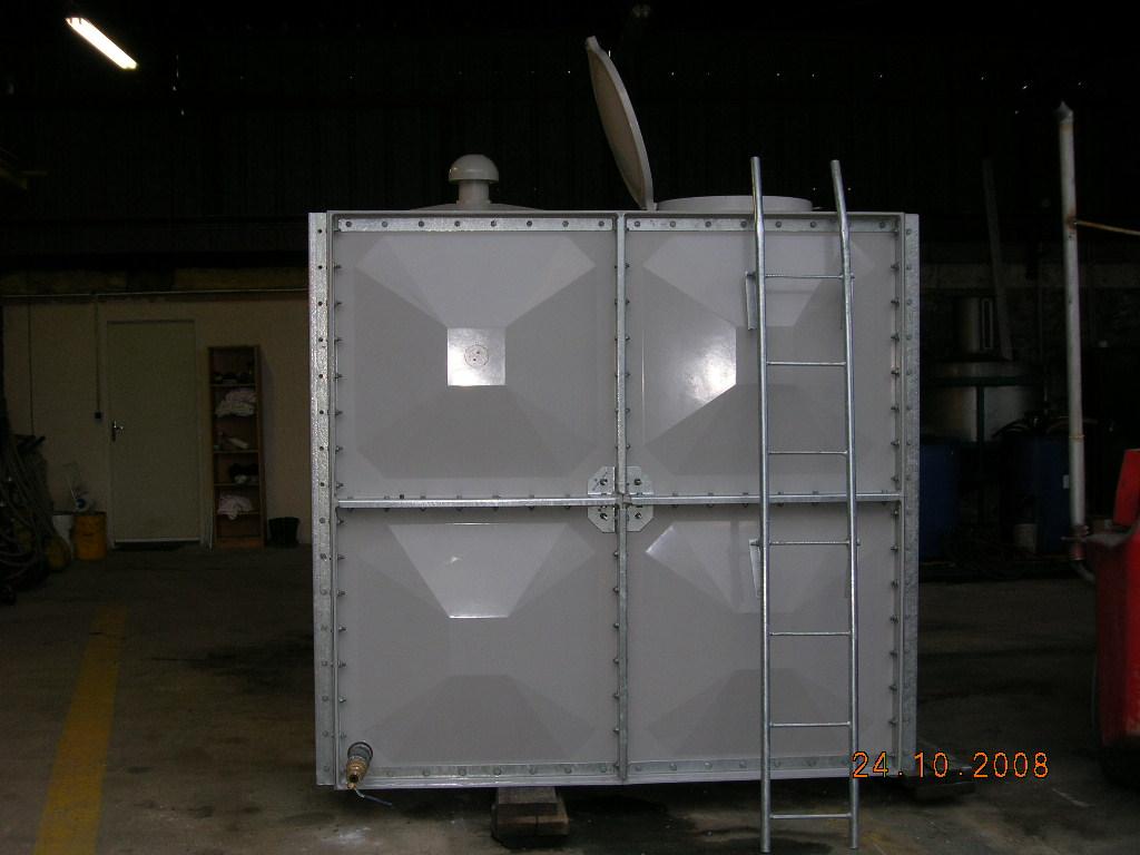 Cuve stockage d 39 eau en kit a construire - Cuve stockage eau potable ...