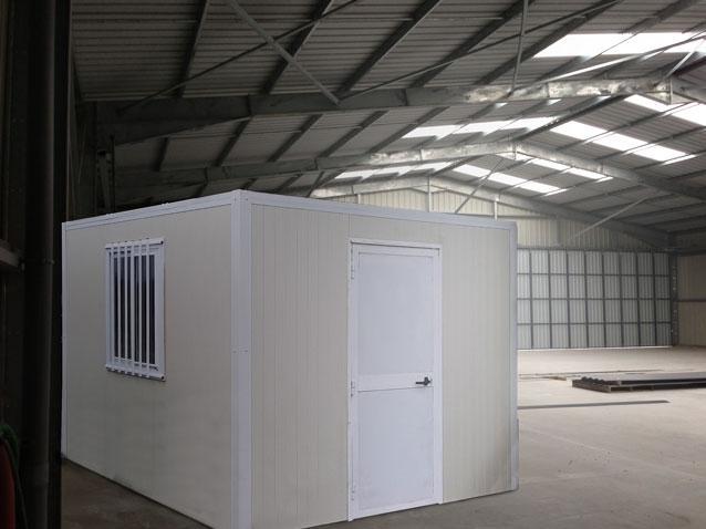 Espaces de travail modulables tous les fournisseurs for Prix construction modulaire
