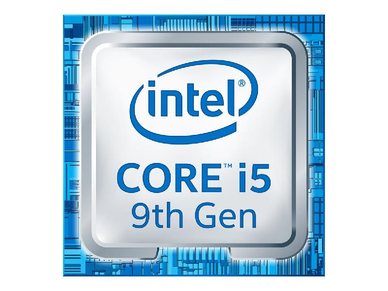 INTEL CORE I5 9400F - 2.9 GHZ - 6 CœURS - 6 FILS - 9 MO CACHE - LGA1151 SOCKET - BOX