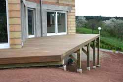 terrasses autoportantes mobilier de jardin cashin. Black Bedroom Furniture Sets. Home Design Ideas