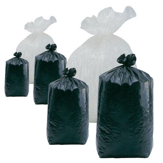 sacs poubelles standards noir 100l 110l 130l comparer les prix de sacs poubelles standards. Black Bedroom Furniture Sets. Home Design Ideas