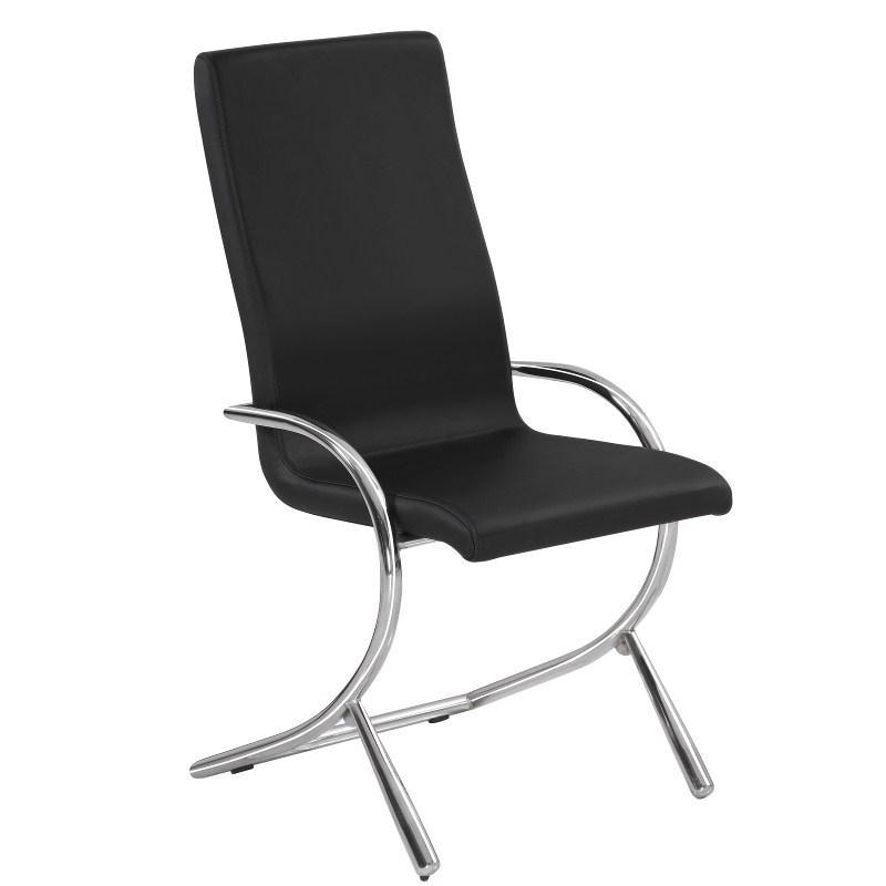 Chaises pour salles manger comparez les prix pour professionnels sur hell - Lot 6 chaises noires ...