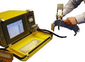 Spectromètre d'emission à etincelle portable metalscan a