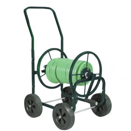chariot d vidoir enrouleur de tuyau d 39 arrosage jusqu 39 95. Black Bedroom Furniture Sets. Home Design Ideas