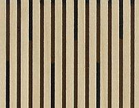 Lames acoustiques pour murs et plafonds makustik ma6 - Lames pvc murales ...