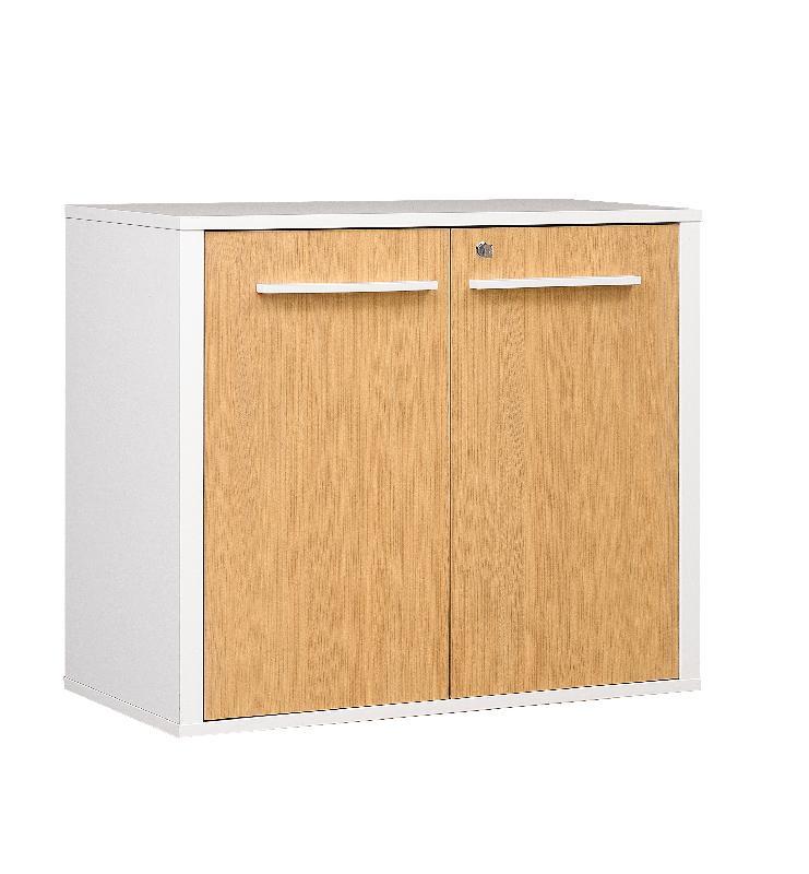 Accessoires pour bureaux gautier achat vente de for Meuble bas 2 portes