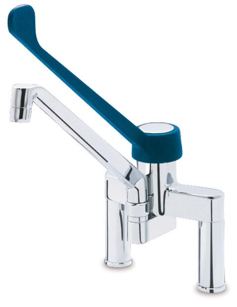 robinet mitigeur coude professionnel haut comparer les prix de robinet mitigeur coude. Black Bedroom Furniture Sets. Home Design Ideas