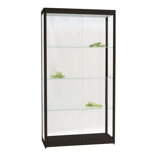 vitrine rectangle avec clairage comparer les prix de vitrine rectangle avec clairage sur. Black Bedroom Furniture Sets. Home Design Ideas