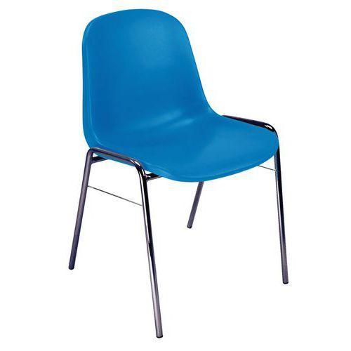 chaise coque pi tement noir manutan comparer les prix de chaise coque pi tement noir. Black Bedroom Furniture Sets. Home Design Ideas