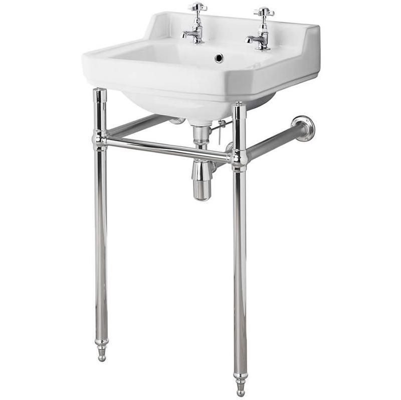 lavabo r tro sur colonne 53cm old london hudson reed comparer les prix de lavabo r tro sur. Black Bedroom Furniture Sets. Home Design Ideas