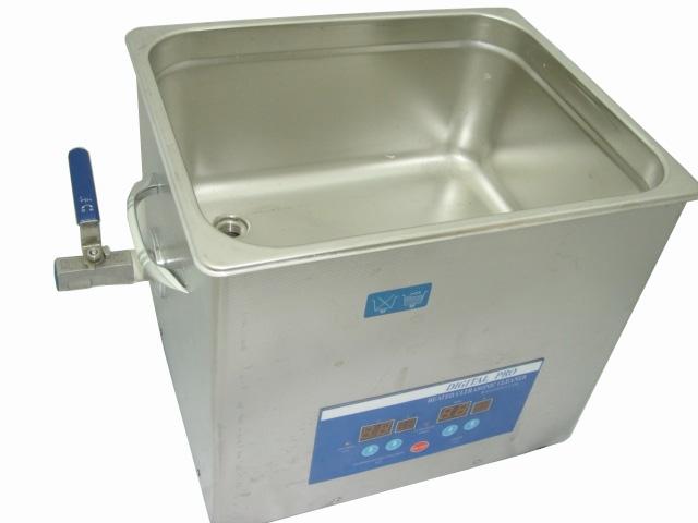 Bac nettoyage ultrasons