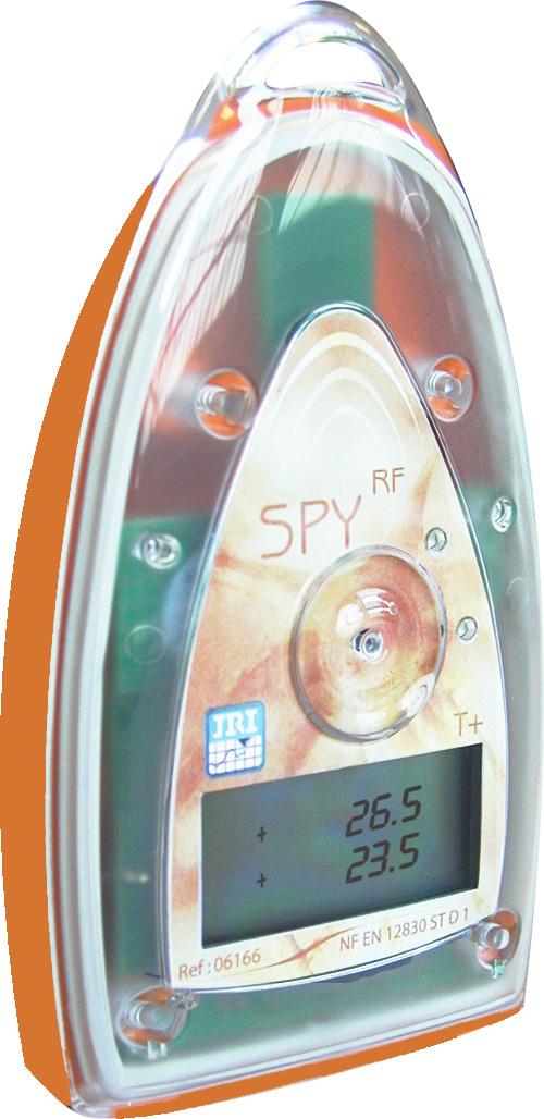 Enregistreurs de température sans fil