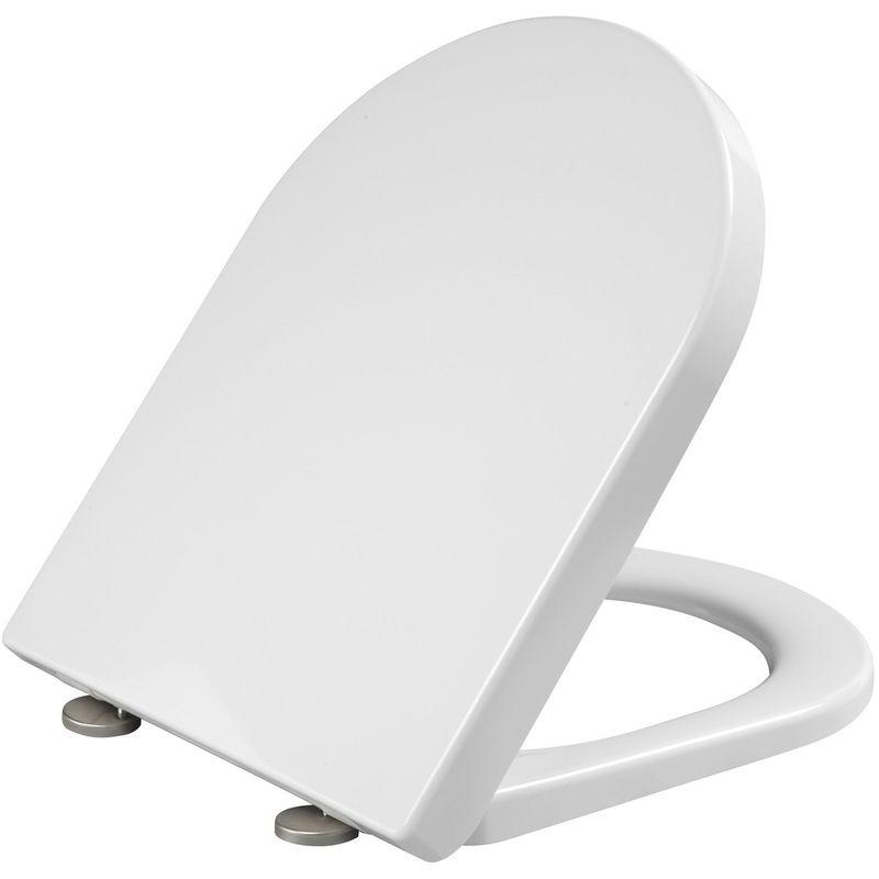 lunette toilette clipsable amazing abattant toilette. Black Bedroom Furniture Sets. Home Design Ideas