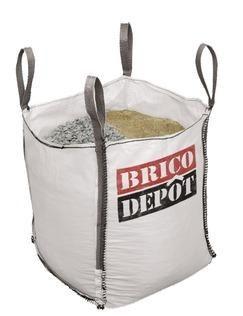 big bag 0 25 m3 melange beton. Black Bedroom Furniture Sets. Home Design Ideas