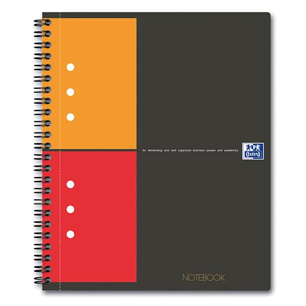 CAHIER SPIRALE ACTIVEBOOK OXFORD - CAHIER SPIR 160 P PERF 5X5 OXFORD