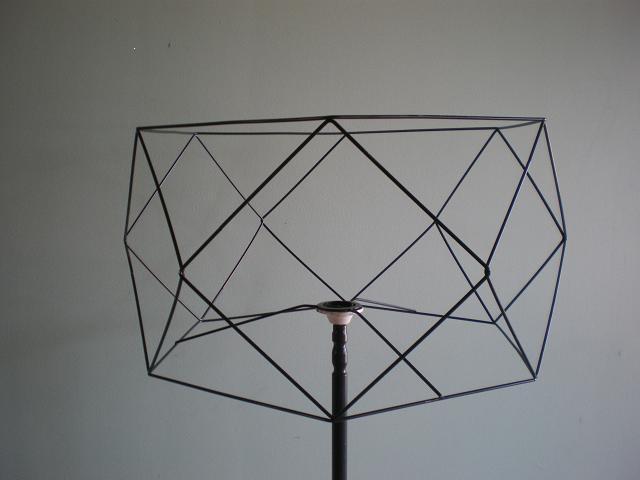 Lampe hexacube