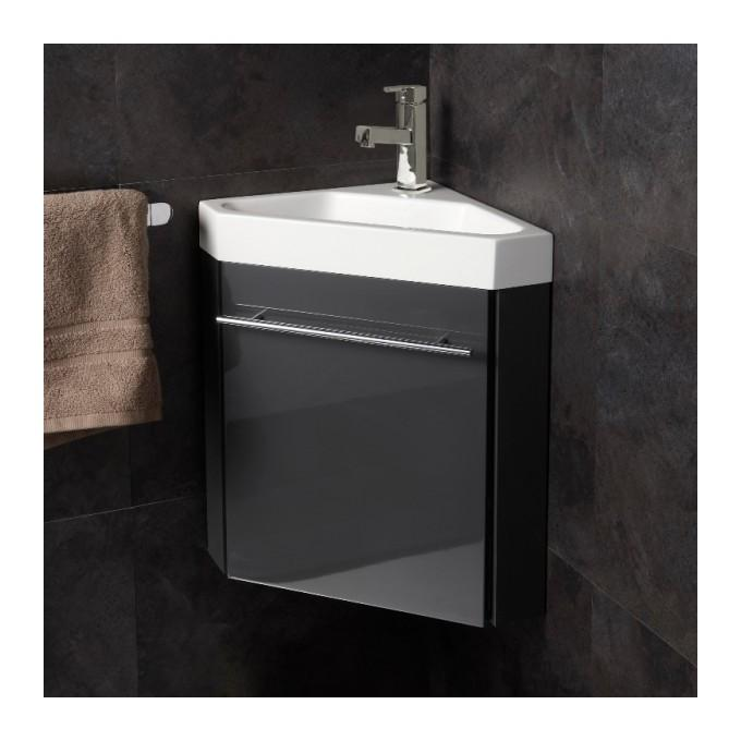 Toilette avec lave main intgr castorama excellent lave for Meuble wc castorama