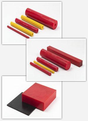 Semi-produits sur plan - strathane urelast