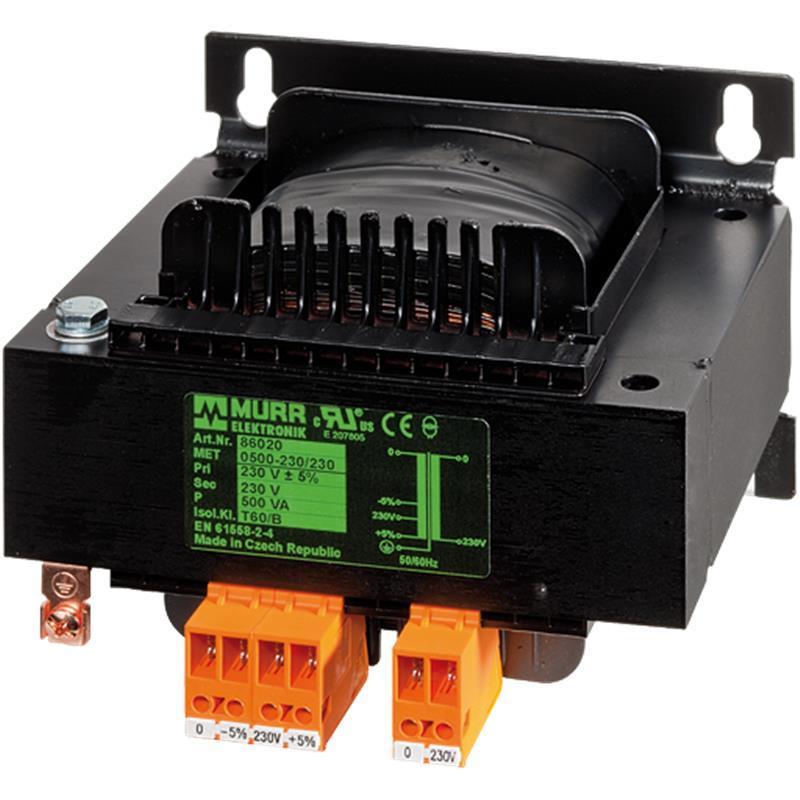 Transformateur monophasé 86061 | met 1500-400/230