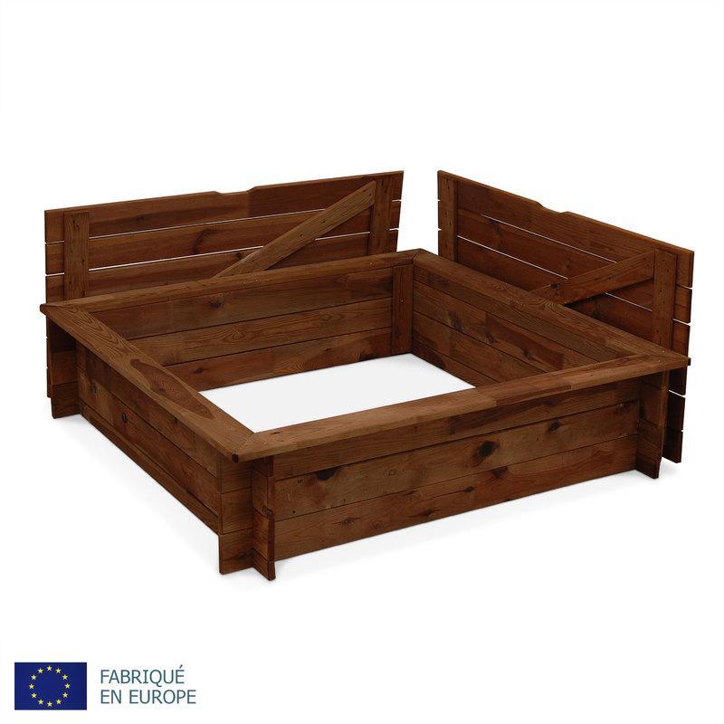 bac sable en bois tous les fournisseurs de bac sable en bois sont sur. Black Bedroom Furniture Sets. Home Design Ideas