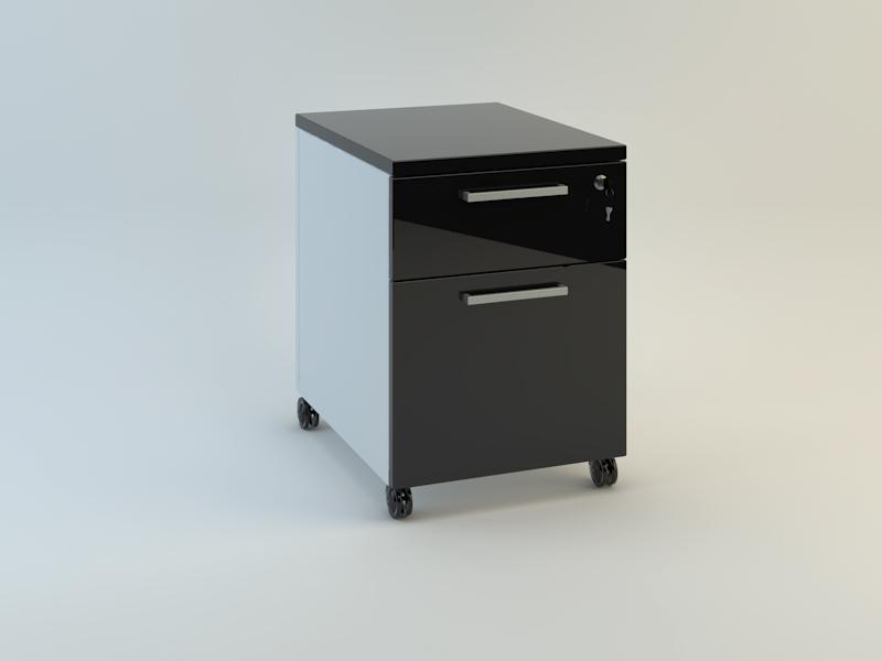 Caisson de bureau mobile à tiroirs tous les fournisseurs de