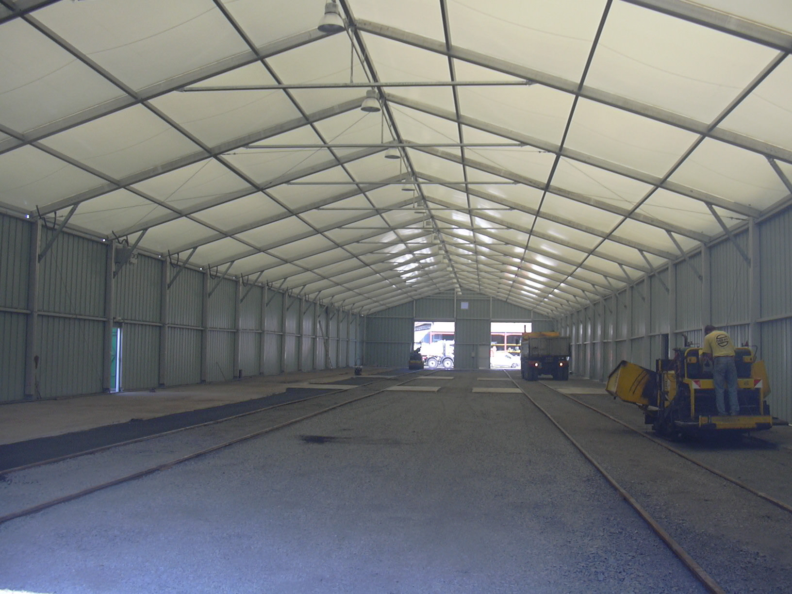 Hangar Bois Pas Cher - Entrepot modulaire de stockage