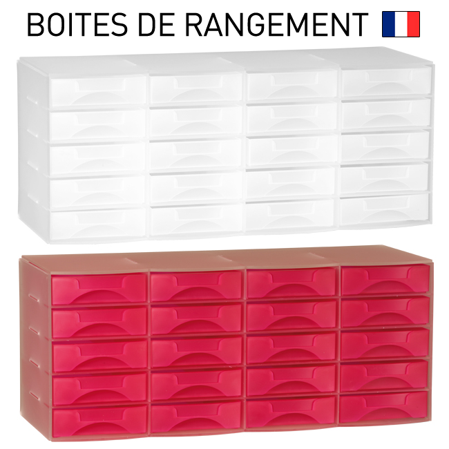 meuble cristal pour boites de rangement starbox standard. Black Bedroom Furniture Sets. Home Design Ideas