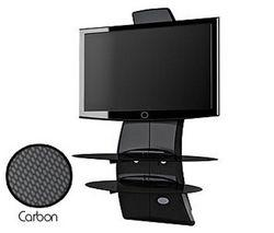 meuble tv ghost design 2000 noir carbone kit de. Black Bedroom Furniture Sets. Home Design Ideas