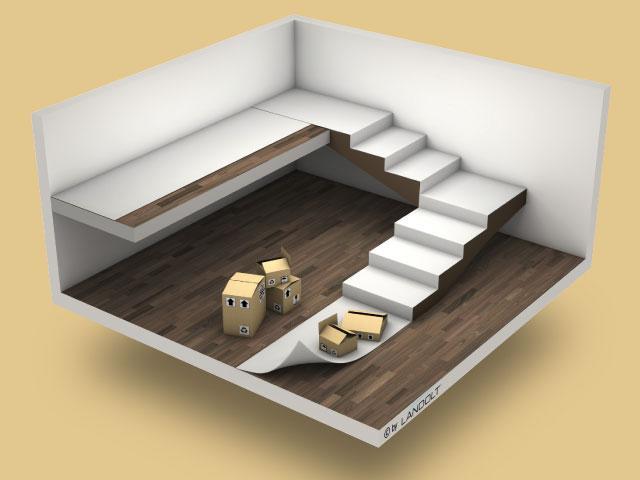 protection de chantier antiderapante floorliner basic. Black Bedroom Furniture Sets. Home Design Ideas