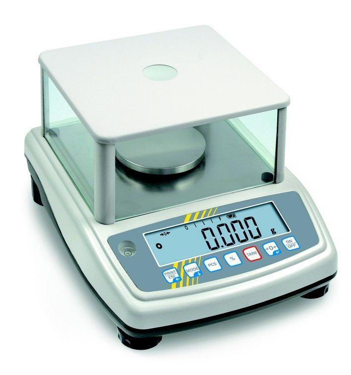 Balance précision -laboratoire - capacité 120 g / lecture 0,001 g #0120ke