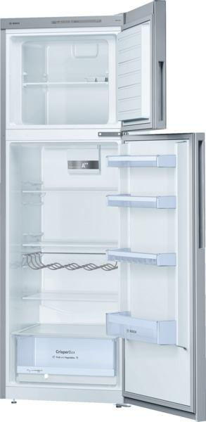 bosch refrigerateur 2 portes confort kdv33vl32 kdv 33 vl 32 inox look. Black Bedroom Furniture Sets. Home Design Ideas
