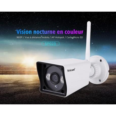 Caméra wifi extérieure / intérieure 1080 p -  alsp023