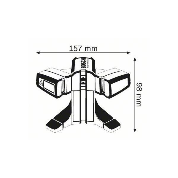 laser carreleur gtl 3 bosch comparer les prix de laser. Black Bedroom Furniture Sets. Home Design Ideas