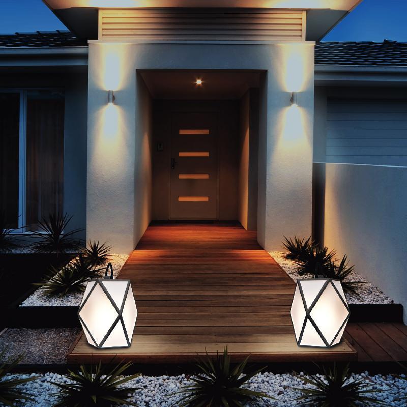 Lampes de jardin contardi achat vente de lampes de for Baladeuse design exterieur